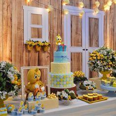 #mulpix Coisa Mais Fofa pintinho amarelinho #mae_festeira Por @liviamartinsfestas
