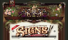 Fonts at this cool Font site! http://www.letterheadfonts.com/