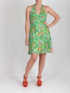 Vestido verde #dress