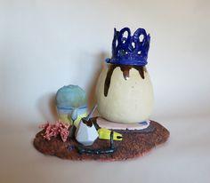 Curious Still Life Landscape by Anja de Klerk Plascon Colours, African Life, 2014 Trends, Memphis, Snow Globes, Ceramics, Rustic, Crafts, Inspiration