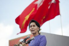 Le silence de la prix Nobel de la Paix birmane Aung San Suu Kyi sur la crise des migrants musulmans rohingya, persécutés...