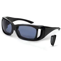 Dry Eye Relief Sunglasses.
