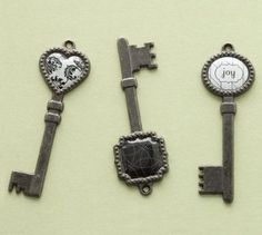 All things key :) my new obsession!