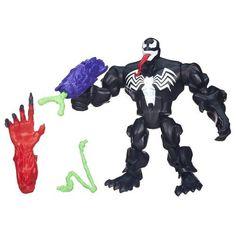 Marvel Super Hero Mashers Venom Figure >>> Visit the image link more details.