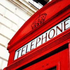 TELEPHONE - LONDON