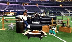 Add the thrill of a mechanical bull to your next event. Game On's bull includes western decor package and two attendants in matching western outfits. Please find complete details on our website. Mechanical Bull, Western Decor, Western Outfits, Arcade Games, Dallas Game, Westerns, Golf Courses, Entertaining, Activities