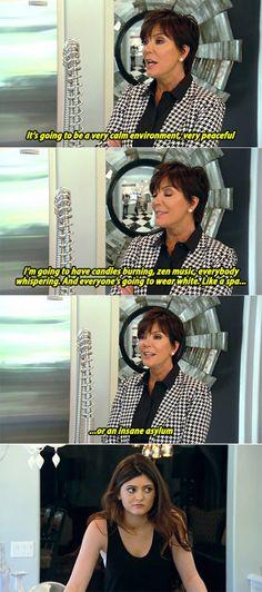 Kris Kardashian