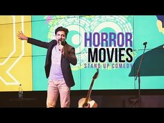 Horror Movies & Ghosts - Stand Up Comedy by Kenny Sebastian - My Videos Update