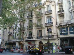 Hostel Estoril - Buenos Aires/Argentina Hostel, South America, Street View