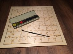 Hey, I found this really awesome Etsy listing at https://www.etsy.com/listing/215576339/blank-wooden-puzzle-toy-game-diy