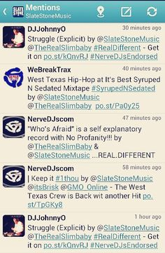 #HHSA @DJJohnnyO @NerveDJsRadio @NerveDjscom @WeBreakTrax is official with the record breaking & unconditional Indie support  #1000Network