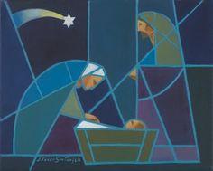 LDS Art - Christmas & Nativity — Altus Fine Art Canvas Frame, Canvas Art, 100 Piece Puzzles, Lds Art, Christmas Nativity, Christmas Villages, Artist Gallery, Native Art, Selling Art
