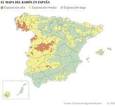 Cerco al gas cancerígeno que invade casas de media España