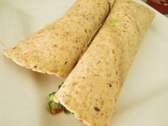 The Kristen Project: Quick and Healthy Breakfast Wraps Brunch Ideas, Brunch Recipes, Breakfast Recipes, Healthy Breakfast Wraps, Healthy Foods, Healthy Recipes, Yummy Food, Ethnic Recipes, Health Foods