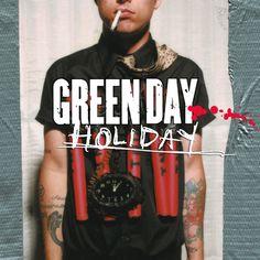 Green Day - Holiday (Cd Single)