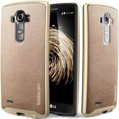 Caseology® LG G4 case [Envoy Series] [Copper Gold]