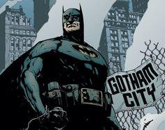 En 1999 Se retoma la idea del bati logo amarillo, así como el aumento de masa muscular propio de The Dark Knight Returns.