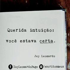 Intuição ///Ouyes