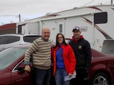 Many Thanks to Adam & Jennifer Frazee from Kahoka on the purchase of their Chevy Malibu!! Congratulations!!