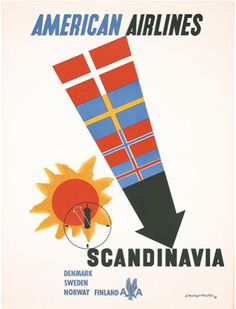Scandinavia - American Airlines