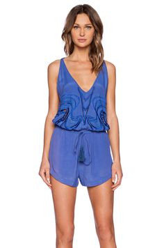 Bless'ed are the Meek Playsuit