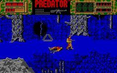 Predator - Atari ST -1988