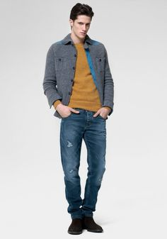 Jean's West Man Collection - Look 08