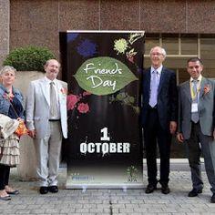 FLOWERS PAPADAKIS Est 1989 –  Greek Association Florist  Brussels Florint Congress Friends Day  Dimitris Papadakis