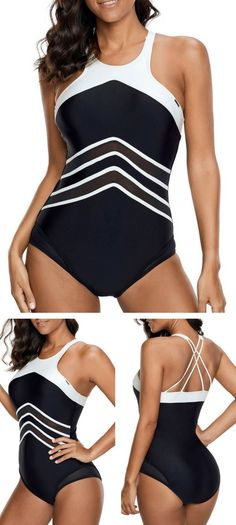 fa8b1747c5 24 Best Bathing Suits images   One piece swimsuits, Swimming suits ...