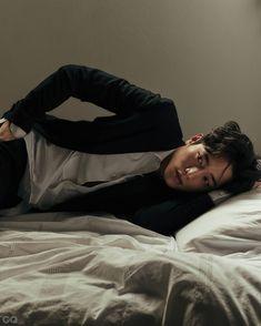 Seo Kang Joon - GQ Magazine November Issue '16