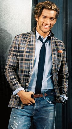 Jacket, tie – and denim: the upgraded and updated Polo Ralph Lauren look for spring