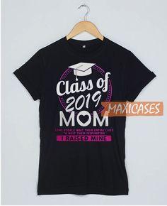 Graduation Shirts For Family, Graduation Cap Decoration, Class Of 2019, Senior Year, Mom Shirts, Senior Pictures, Shirt Ideas, Youth, Logo