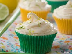 Fast & Fun Cupcakes: 18 Best Cupcake Recipes   mrfood.com