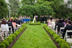 Oatlands Plantation Wedding