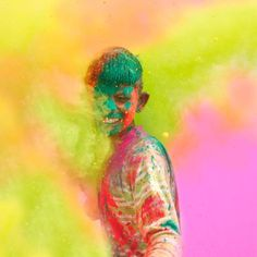 Holi (Color Throwing) Festivals in India