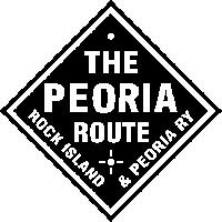 Rock Island and Peoria  Sold to Chicago, Rock Island and Pacific Railway Company in 1903.