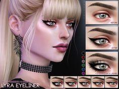 Pralinesims' Lyra Eyeliner N80