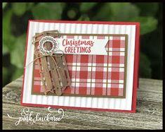 Erica Cerwin, San Antonio, TX Stampin' Up Demonstrator- Homemade Christmas Cards, Stampin Up Christmas, Christmas Cards To Make, Xmas Cards, Christmas Greetings, Christmas Stuff, Christmas Ideas, Pinterest Cards, Alpine Adventure