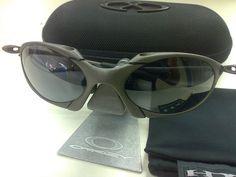 0868fab7f25b1 The Oakley Romeo 1 X-Metal Black Iridium