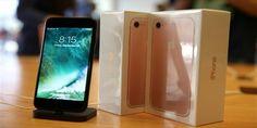 Apple: Πωλήσεις- ρεκόρ για το iPhone 7