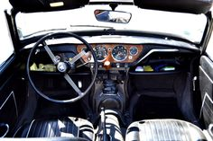 Triumph Spitfire MK3-1967