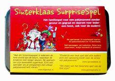 Sinterklaassurprisespel Sinterklaasspel voor maximale pret en minimale stress