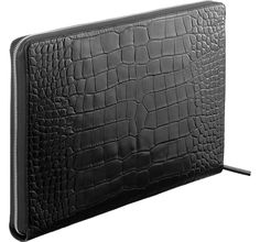 Mont Blanc - Leather Meisterstück Selection Portfolio with Zipper