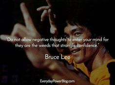 #Quotes - #BruceLee