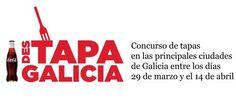 ¡Destapa Galicia 2013! Concurso de tapas en las principales ciudades de Galicia.   Consulta tu ruta...