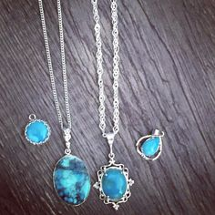 Silver Work, Stone Age, Turquoise Necklace, Mexico, Stones, Jewels, Beautiful, Instagram, Rocks