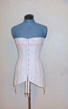 Edwardian Longline Titanic Era Corset By Request by historicaldesigns on Etsy