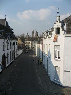 Maastricht, Zuid-Limburg.
