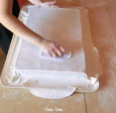 Come fare la pasta di zucchero | Ricetta base