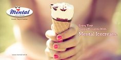 Crazy happiness is one of the thing which is necessary in everyone's life. So, enjoy your happy moments with Mental Ice cream. #Icecream #Enjoy #mental_icecream #Happy_moments